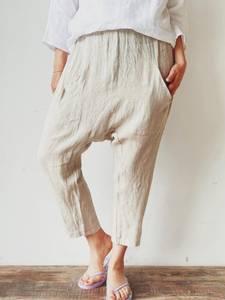 Bilde av Sand - Pantalone Haremsbukse