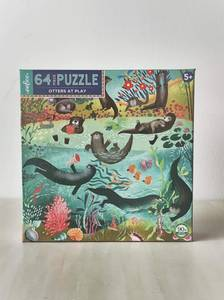 Bilde av Otters a play - Puslespill